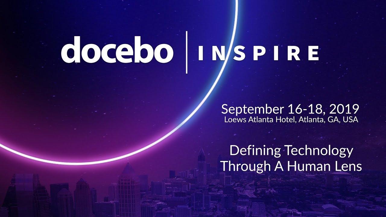 Docebo Inspire - Agenda Promo