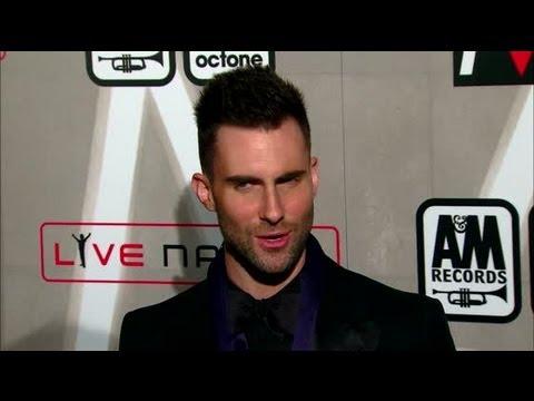 Adam Levine Throws Shade at Lady Gaga - Splash News | Splash News TV | Splash News TV