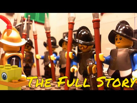 Brickchester Chronicles: The Full Story