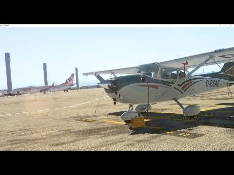 [X-Plane 11] Rio de Janeiro   c172 Skyhawk