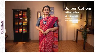Jaipur Cottons by Prashanti screenshot 3