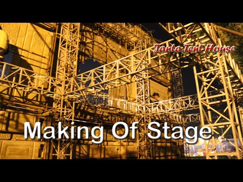 Making of Grand Heritage Stage