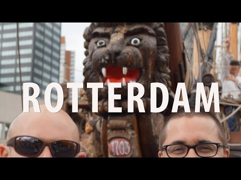 Rotterdam Harbor - Great Day Trip from Amsterdam