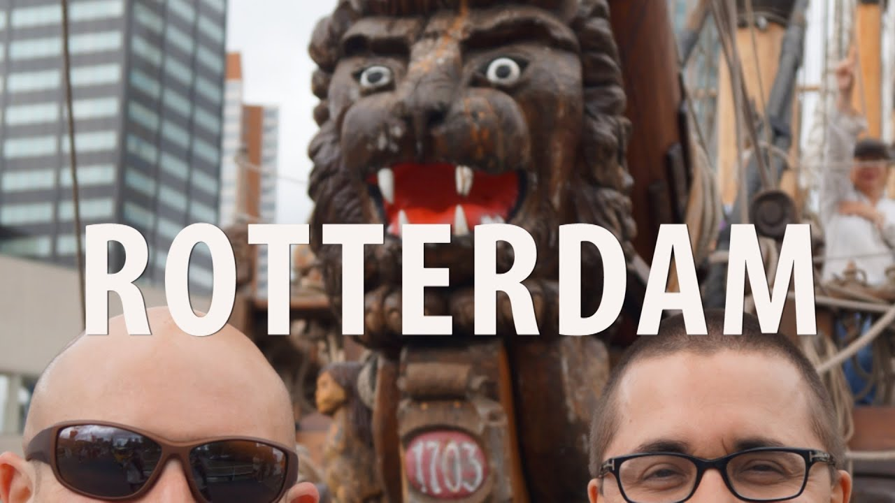 42f64f0ff52413 Rotterdam Harbor - Top Places to Visit - YouTube