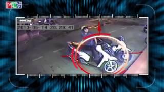 Màn trộm xe dễ như đùa.