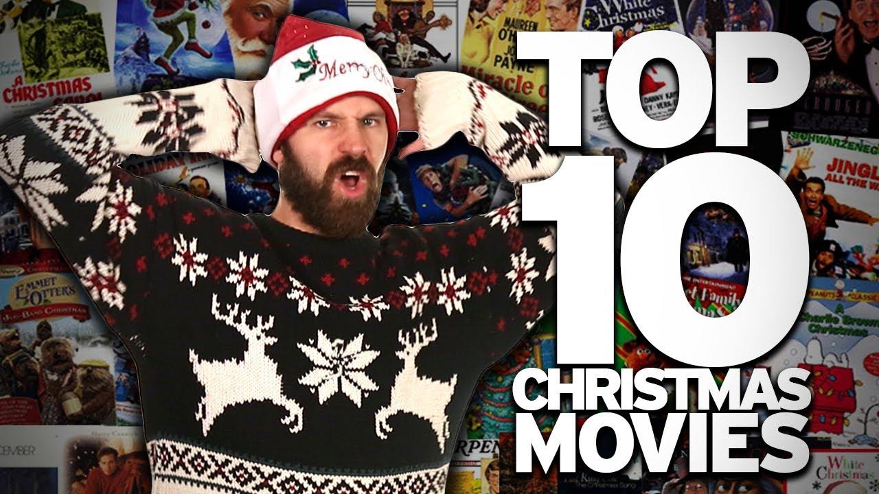 Top 10 Christmas Movies - YouTube