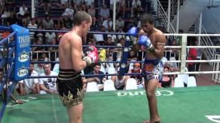 Daniel Ketley (Sumalee Boxing Gym) VS Newsancheang