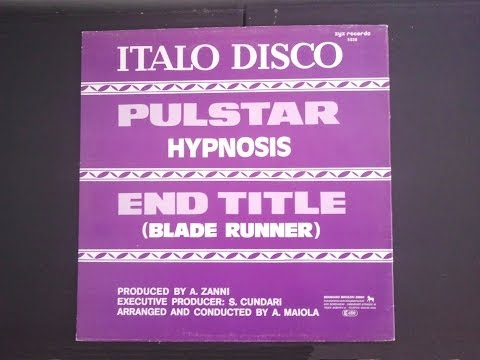 Hypnosis -  End Title (Blade Runner) [1983] HQ HD