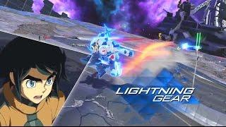 『Gundam Versus』【PS4 Pro】- ASW-G-08 Gundam Barbatos