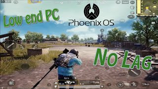 How to install pubg mobile on phoenix os without downloading videos