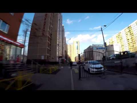 Как добраться от метро Новокосино