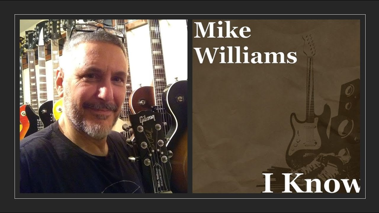 Sage of Quay™ - Mike Williams - I KNOW (Original Music)