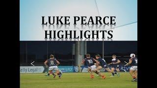 Luke Pearce Rugby League Highlights