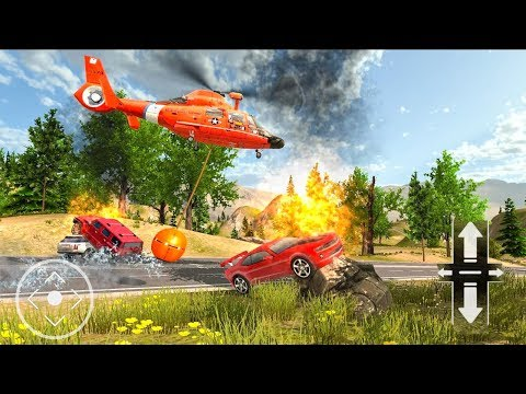 Helicopter Rescue Simulator - New Island - Android Gameplay