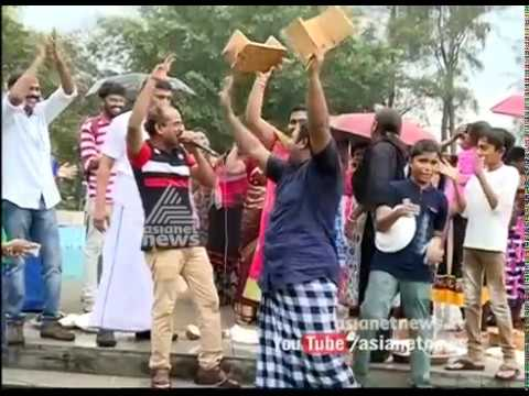 Coconut carving Competition  at Kochi