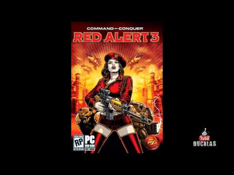 Command and Conquer - Red Alert 3 Soundtrack - 45 The War Machine Heads West
