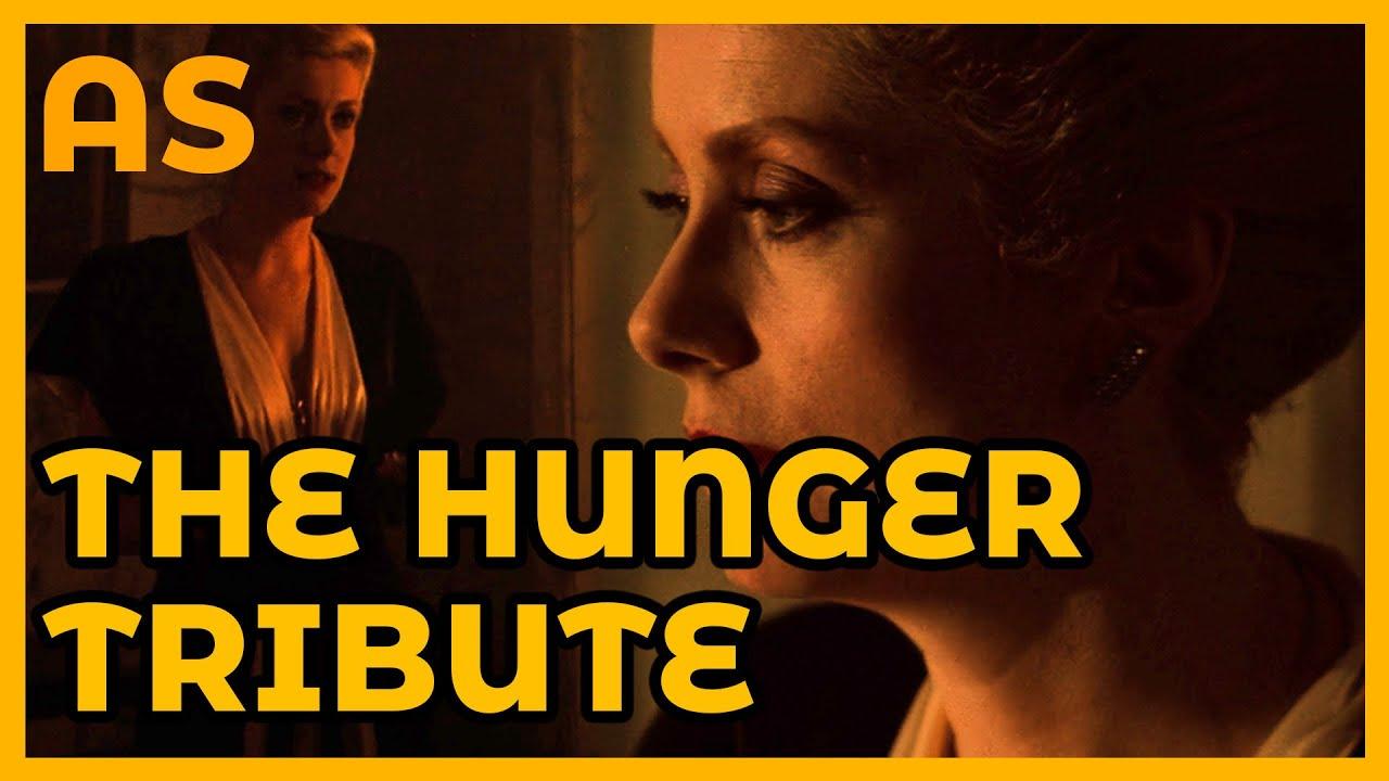 Download The Hunger 1983 - Catherine Deneuve TRIBUTE 4K