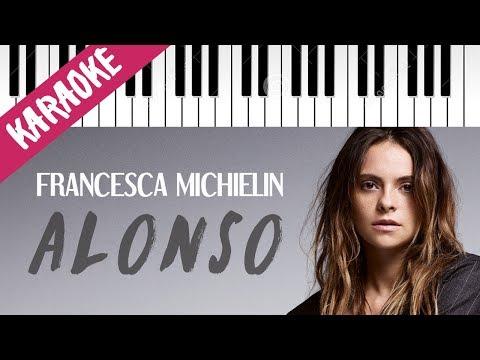 Francesca Michielin | Alonso // Piano Karaoke con Testo