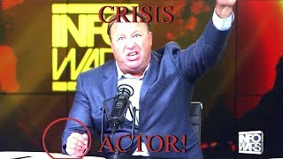 ALEX JONES HAS BEEN REPLACED WITH A CRISIS ACTOR (Hot Fakes #1)