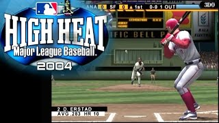 High Heat Major League Baseball 2004 ... (PS2)