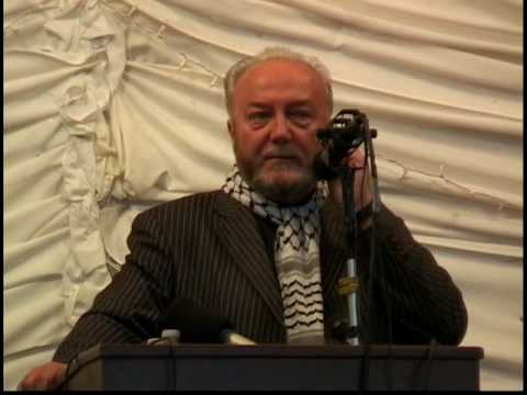MP George Galloway Reports on Viva Palestina Caravan to Gaza, Recruits for Convoy