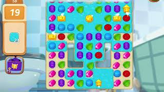 Mouse House Puzzle Story Level 58 (No Boosters) | Mouse House: Puzzle Story Levels