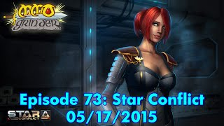 MMO Grinder: Star Conflict review