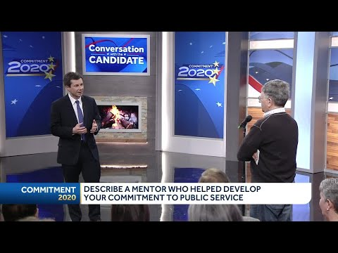 'Conversation with the Candidate' with Pete Buttigieg: Online exclusive