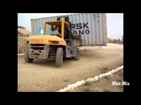 EPIC FORKLIFT FAILS COMPILATION