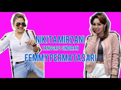 Nikita Mirzani Tanggapi Sindiran Femmy Permatasari thumbnail