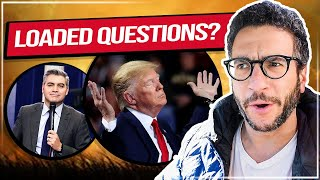 Why Loaded Questions are FAKE Questions - Trump & Acosta - Viva Frei Vlawg