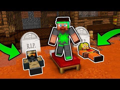 SÅ GØR JEG DET BARE SELV! - Bed Wars - Dansk Minecraft