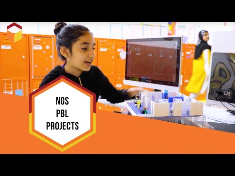 PBL Projects | Next Generation School