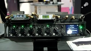 NAB 2015: Sound Devices 688 Field Mixer