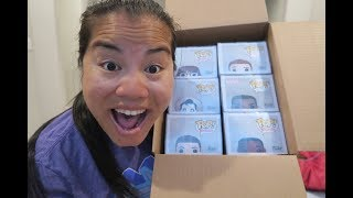 2018 July Shumi Subscription Unboxing - [Funko Pops]