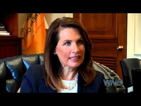 Michele Bachmann Interview on Immigration and Amnesty (Full Version)