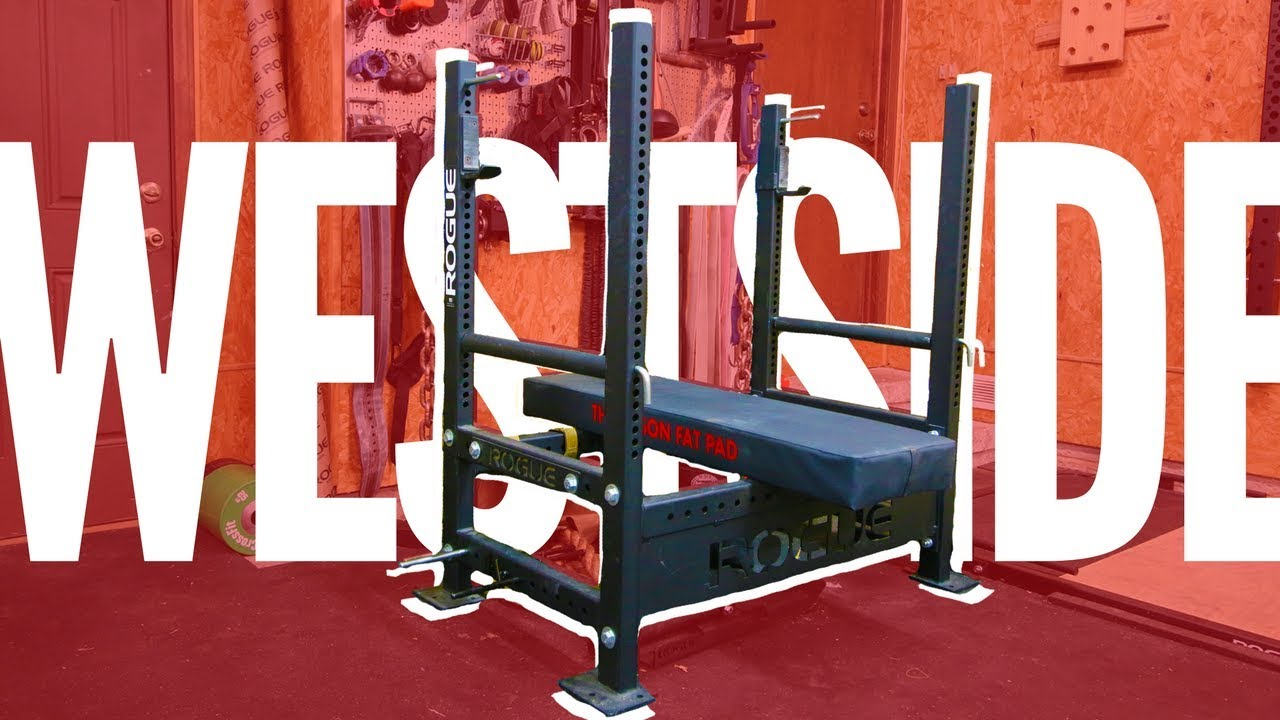 Rogue Westside Bench Thompson Fat Pad Review Youtube