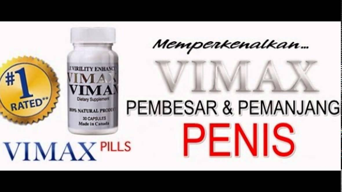 obat pembesar penis vimax canada capsule vimaxasli co id youtube