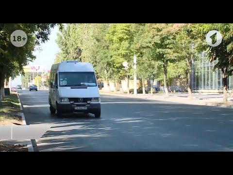 На дороги возвращаются маршрутки