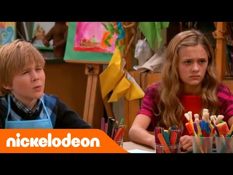 Nicky Ricky Dicky & Dawn | Lezione d'arte | Nickelodeon Italia