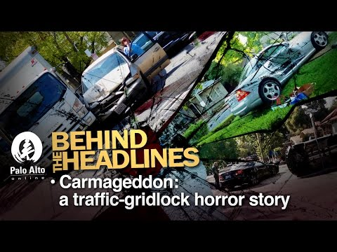 Carmageddon - a traffic-gridlock horror story
