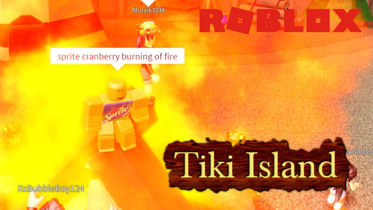 Roblox Tiki Island A Nice Trip To Somewhere Youtube