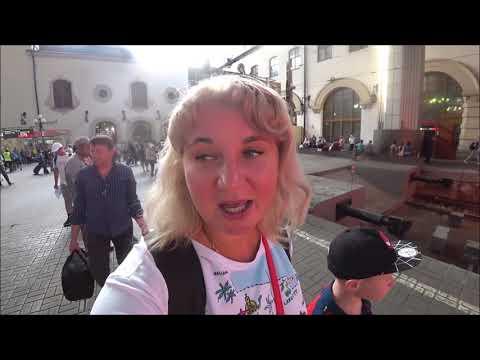 Двухэтажный поезд Москва