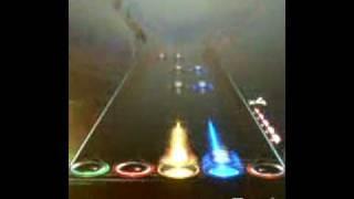 Dammit - Blick 182 guitar Hero World Tour / Guitar