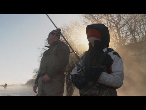 Minnesota Bound | Mississippi Ice Fishing