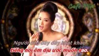 Khi con tim biết yêu - Như Quỳnh Karaoke beat