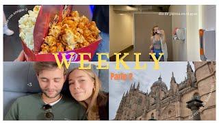 WEEKLY (Parte 2)  Carlota Grande ♡