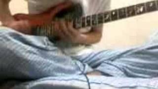オリジナルです。 フルピッキング上等。 弾いてるギタ-はアイバニ-ズ...