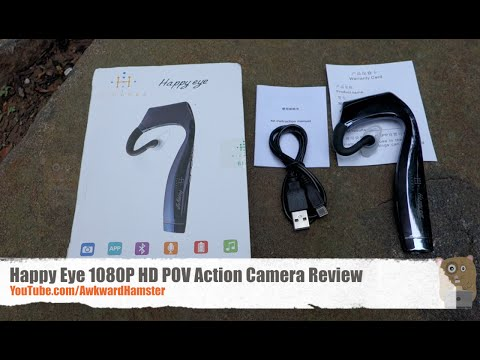 Happy Eye 1080P HD POV Action Camera