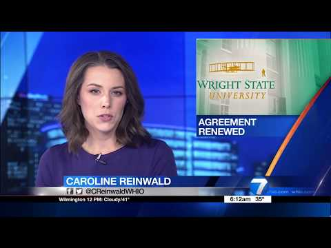 Renewed agreement to bring more students to Wright State